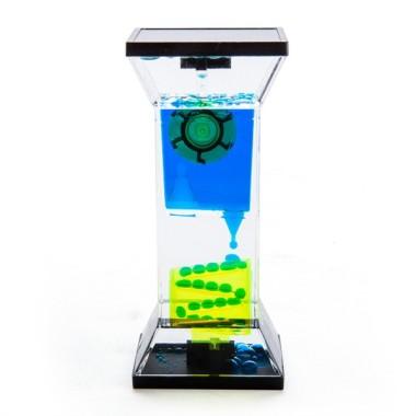 Neon Step & Wheel Liquid Timer