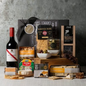 Cheese and Wine Lover Gift Set