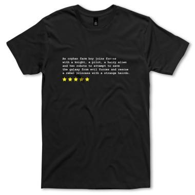 Star Wars Fan Review Men's T-shirt