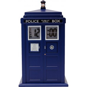Doctor Who - TARDIS Projection Alarm Clock