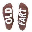 Sandal Old Fart Socks