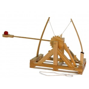 Da Vinci's Catapult by Pathfinders