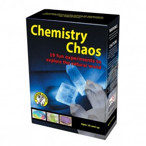 Chemistry Chaos: 19 experiments
