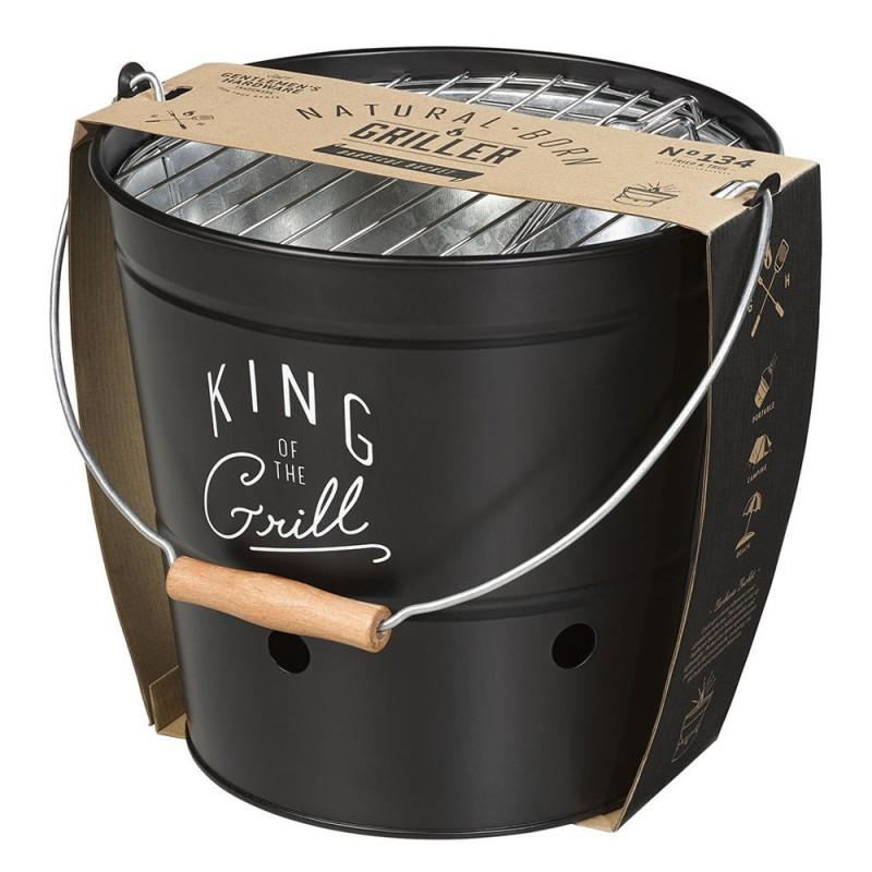 Barbeque Bucket by Gentlemen's Hardware
