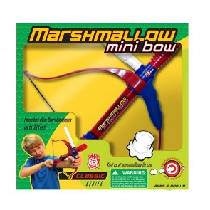 Classic Series Mini Bow Marshmallow Shooter