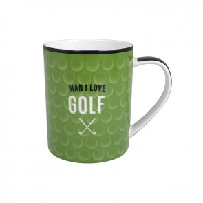Man I Love Golf Mug