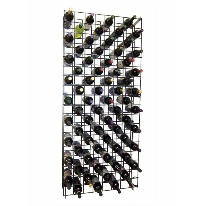 Metal Wine Rack Fits 152 Bottles