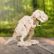 Build Your Own Walking Dinosaur