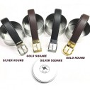 Kangaroo Leather Belt by Adori Leather