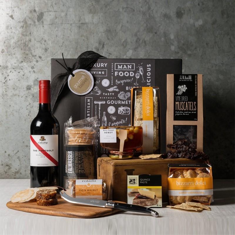 Wine & Cheeseboard Celebration Gift Set