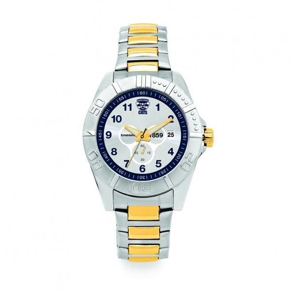 Geelong Cats AFL Establishment Series Gents Watch