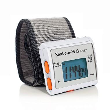 Shake and Wake Vibrating Alarm Watch