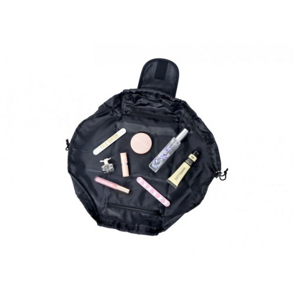 Flat Lay Makeup Pouch