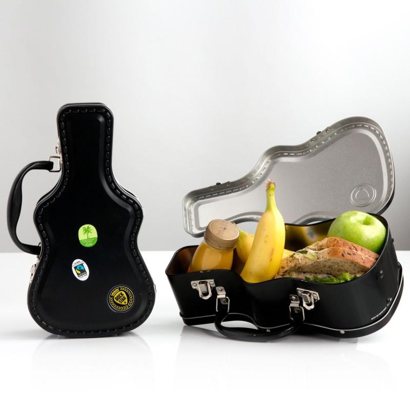 Guitar Case Lunch Box