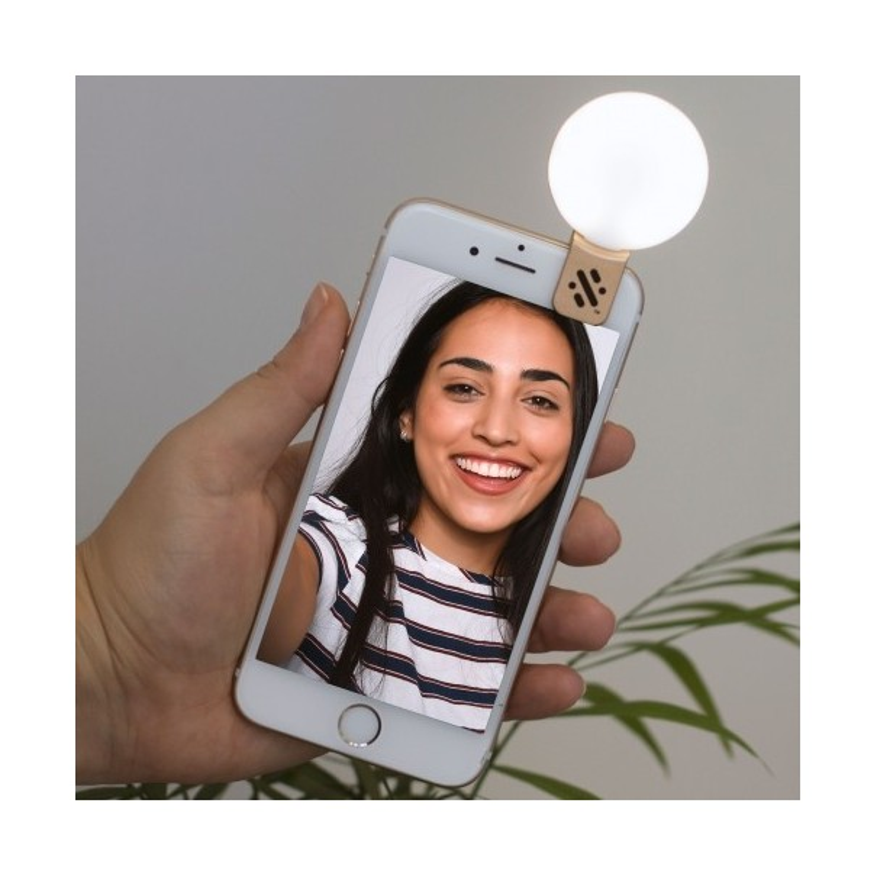 Glow - Mini Smartphone Selfie Light