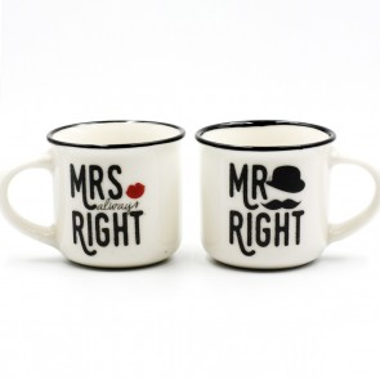 Espresso For Two - Mr & Mrs Right