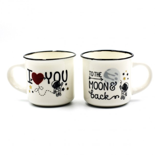 Espresso For Two - I Love You To The Moon And Back