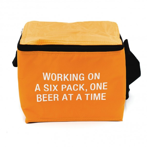 6 Pack - One Beer At a Time - Cooler Bag