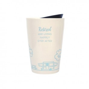 Retired - Happily Ever After Travel Mug