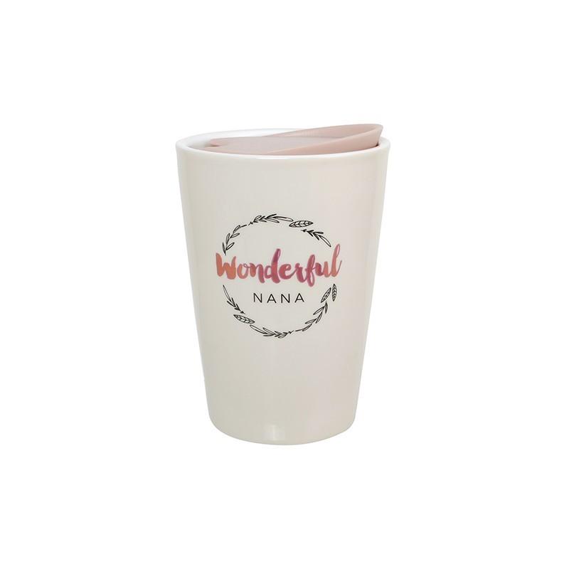 Wonderful Nana Travel Mug