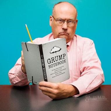 The Grump Notebook
