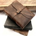 Buckle Genuine Leather Journal by Indepal Leather - 2