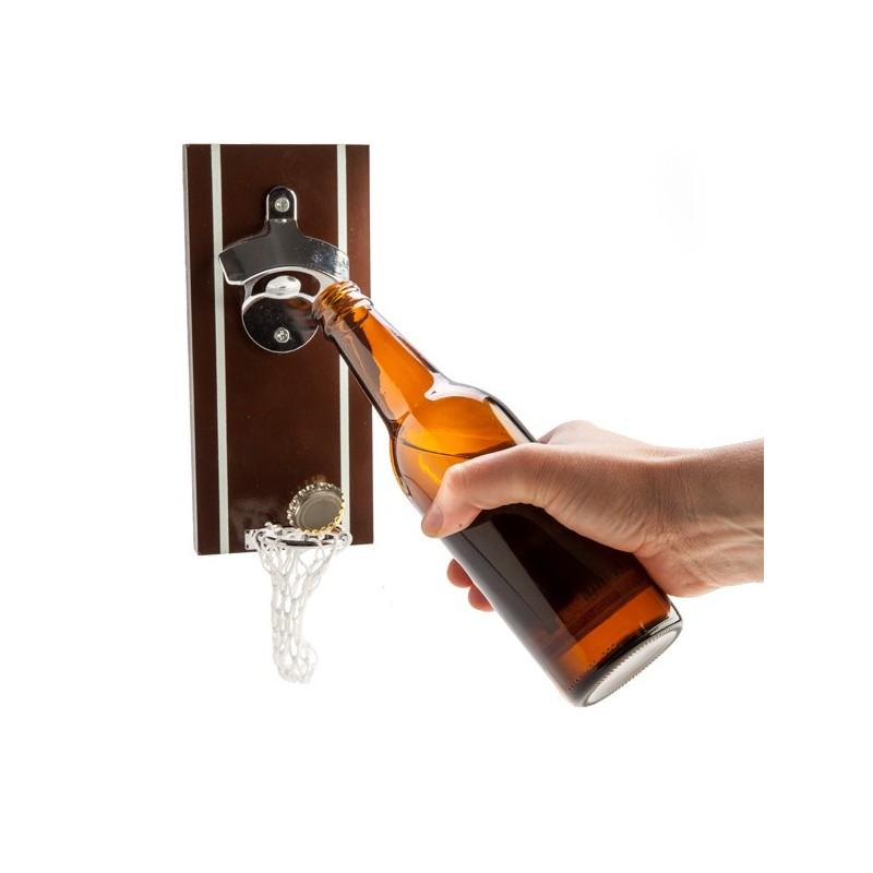 Magnetic Beer Basket Bottle Opener - 2