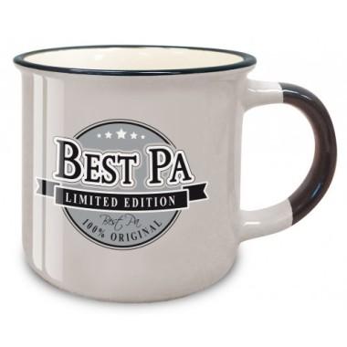 Best Pa Retro Mug - 1