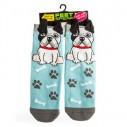 French Bulldog Ruff Day Socks - 4