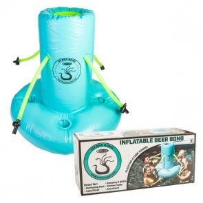 Hydra Bong Inflatable 4 Tube Beer Bong by Head Rush - 1