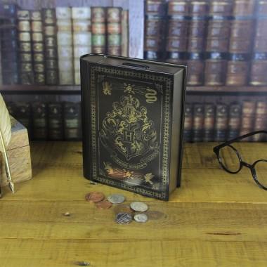 Harry Potter Hogwarts Spell Book Saving Bank - 1
