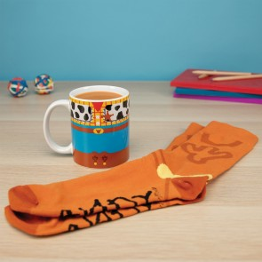 Woody Mug and Socks Set - 1