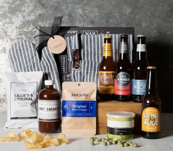 Beer and BBQ Bloke Gift Set - 1
