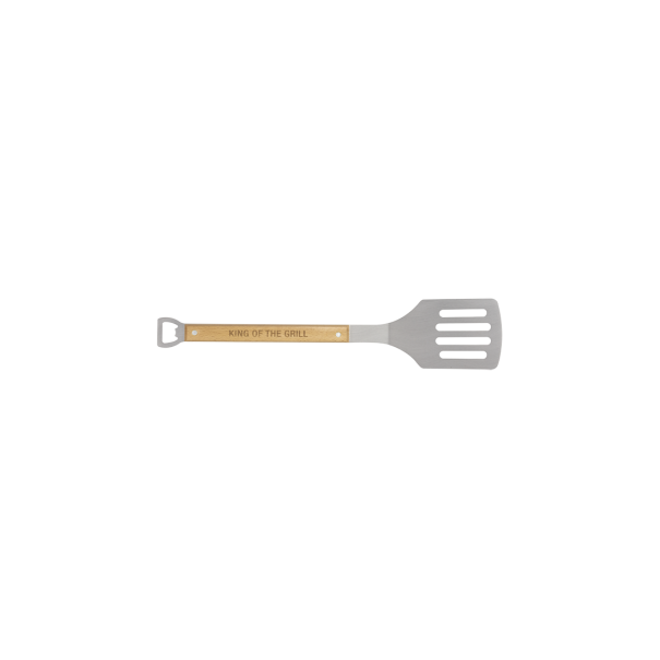 King of the Grill BBQ Spatula - 1
