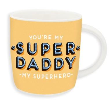 You're My Super Daddy, My Superhero Mug - 1