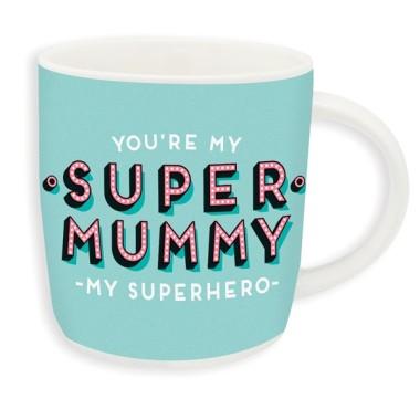 You're My Super Mummy, My Superhero Mug - 1
