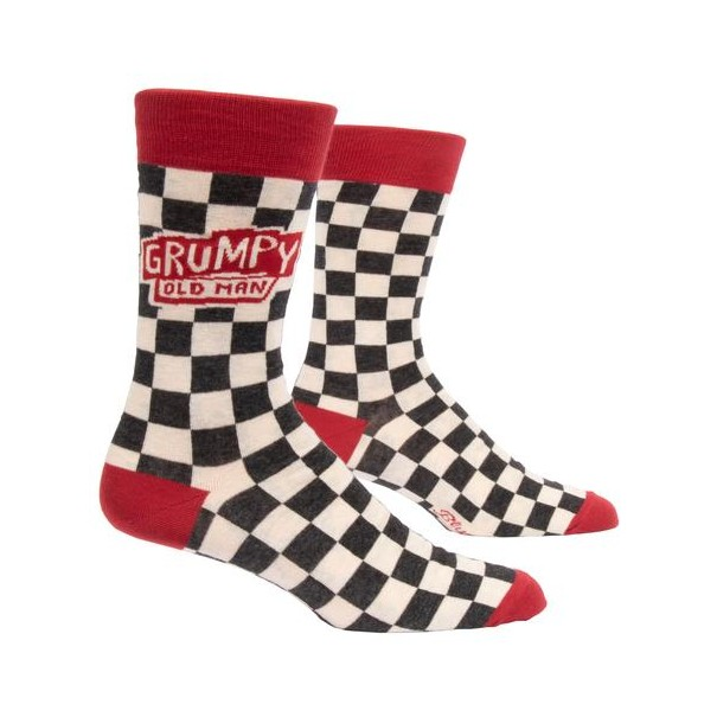 Grumpy Old Man Socks - 1