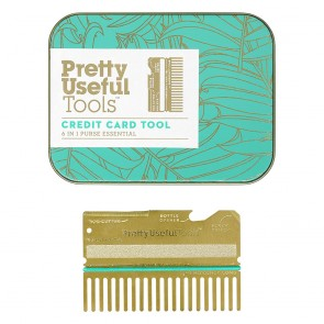 Credit Card Multi-Tool for Women by Pretty Useful Tools - 1