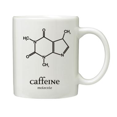 Caffeine Mug - 1