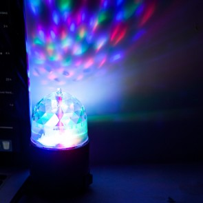 USB Disco Nightlight - 1