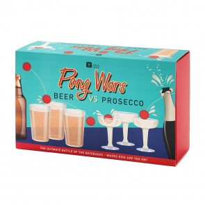 Pong Wars: Beer Vs Prosecco - 2