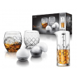 Hand-Etched On The Rock Glass 5 Piece Set by Final Touch - 1