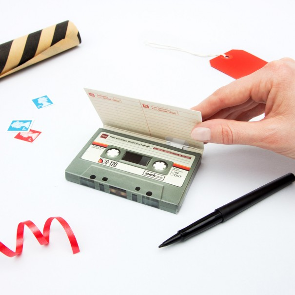 send a sound recordable cassette greeting card  dadshop