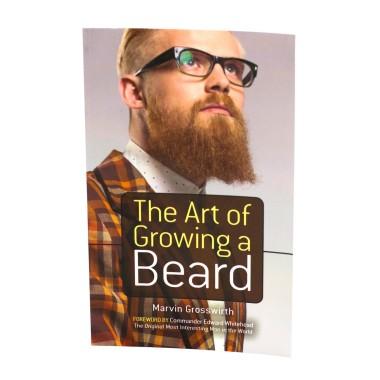 The Art of Growing a Beard Book - 1