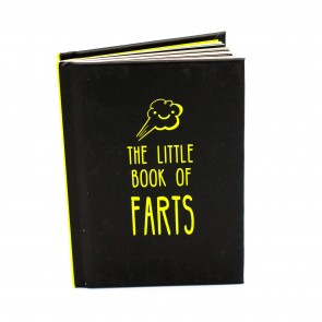 The Little Book of Farts: Everything You Didn't Need to Know - and More! - 1