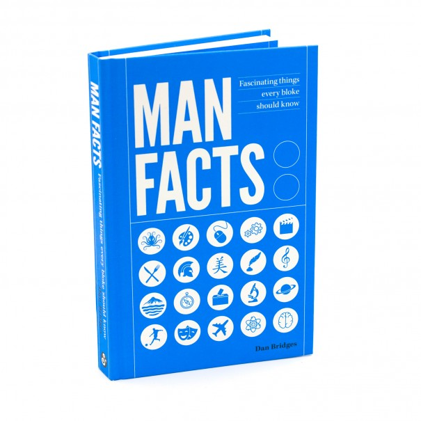 Man Facts: Fascinating Things Every Bloke Should Know - 1