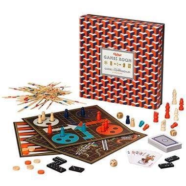 Games Compendium - 10 in 1 Classic Games Set - 1