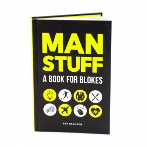 Man Stuff: A Book for Blokes - 1
