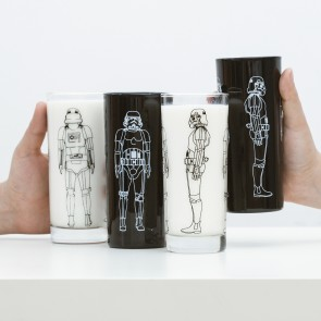 Original Stormtrooper - Drinking Glass Set of 4 - 1