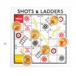 Shooters Snakes & Ladders Drinking Game - 3